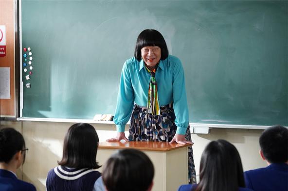 古田新太主演『俺のスカート、どこ行った?』第5話 原田のぶお(古田新太) (c)NTV