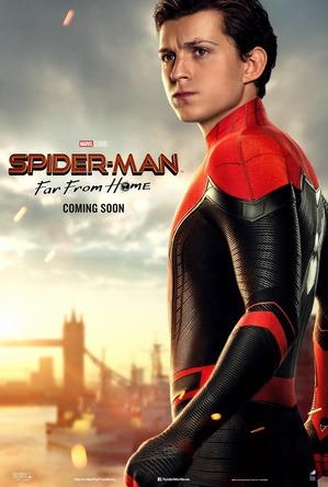 『スパイダーマン:ファー・フロム・ホーム』スパイダーマン/ピーター・パーカー(トム・ホランド)
