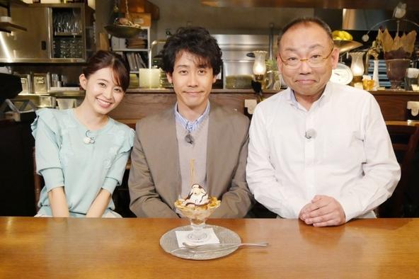 『1×8いこうよ!』大泉洋・木村洋二(YOYO'S)、大家彩香(STVアナウンサー) (c)STV