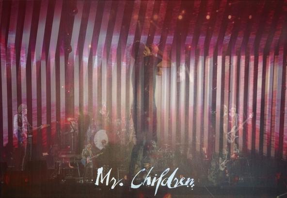 『Mr.Children Tour 2018-19 重力と呼吸』ジャケット