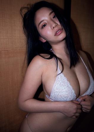 『週刊プレイボーイ23号』久松かおり (c)小塚毅之/週刊プレイボーイ