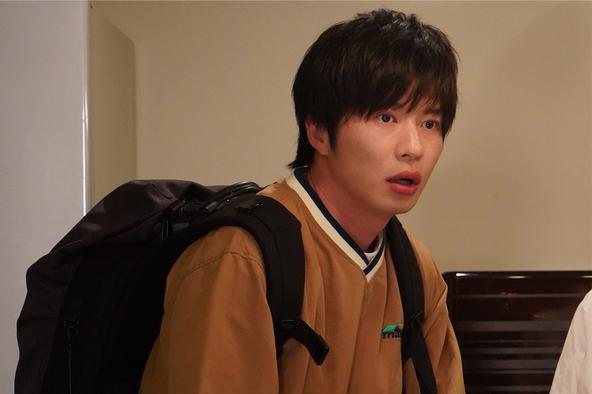 原田知世×田中圭主演『あなたの番です』第7話 手塚翔太(田中圭) (c)NTV