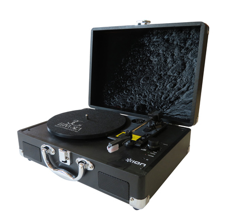 LUNA SEA 結成30周年記念ポータブルレコードプレーヤーを限定発売
