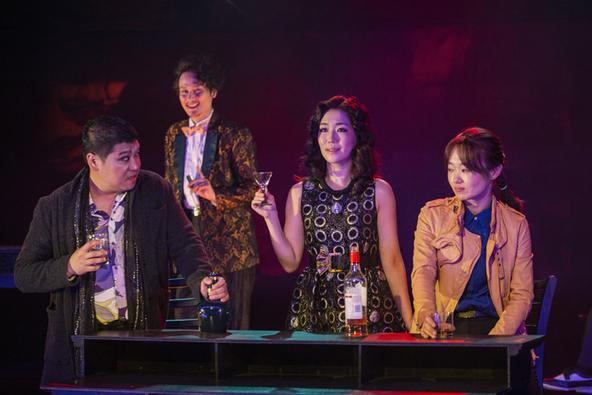 「ボッコちゃん」 (c) (Photo by Nah Seung-yeol, provided by National Theater Company of Korea.)