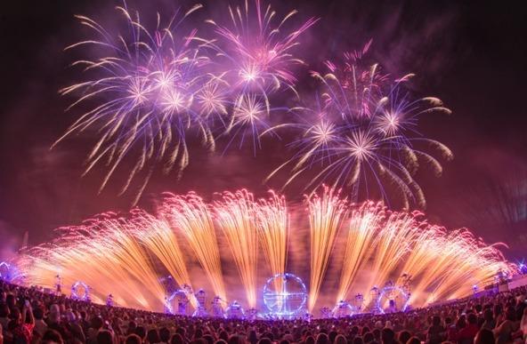 北海道・十勝の広大な夜空に打ち上がる『勝毎花火2019』有料観覧席プレオーダー受付が6/3(月)10:00から開始!
