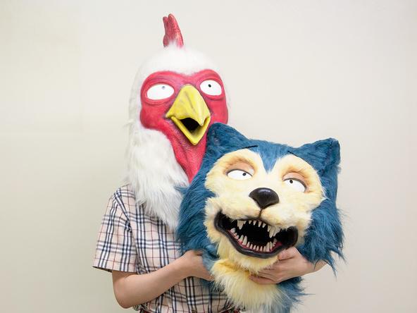 「BEASTARS」のレゴシのマスク、実写ドラマ版「弱虫ペダル」で使用された自転車ギアなど、「週刊少年チャンピオン 創刊50周年記念企画」チャリティーオークションが6月6日(木)スタート