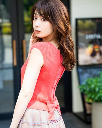 「tocco closet」 最新カタログに宇垣美里さんを起用 !