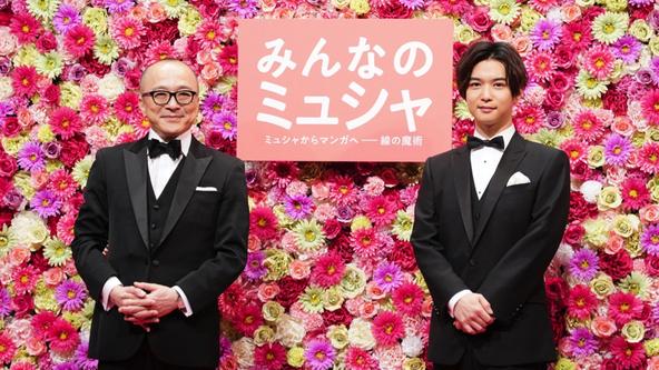 (左から)山田五郎、千葉雄大
