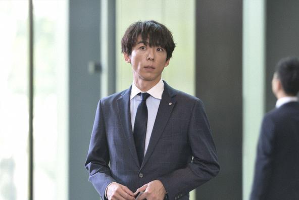 高橋一生主演『東京独身男子』第7話 石橋太郎(高橋一生) (c)テレビ朝日