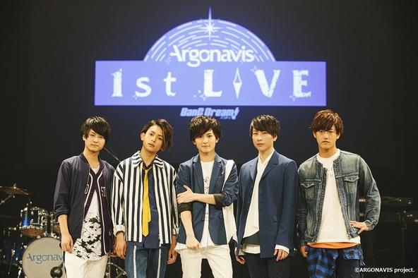 チケットソールドアウト! ファンが待ちに待った5人でのフルライブ『BanG Dream! Argonavis 1st LIVE』レポート