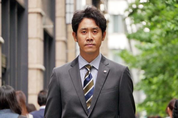 日曜劇場「ノーサイド・ゲーム」大泉洋 (c)TBS