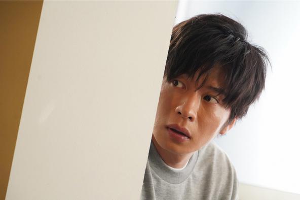 原田知世×田中圭主演『あなたの番です』第9話 手塚翔太(田中圭) (c)NTV