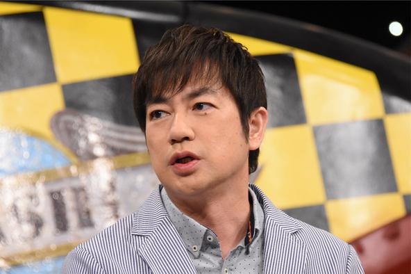 『嵐にしやがれ』〈ゲスト〉羽鳥慎一 (c)NTV