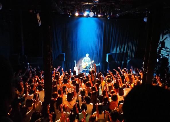 """藤巻亮太 弾き語り LIVE TOUR 2019 """"In the beginning""""6月8日(土)甲府・桜座にて全20公演のフィナーレ! (1)"""