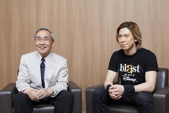 吹奏楽界の重鎮・丸谷明夫先生とマーチング界の憧れ・石川直さんの「ブラスト!」対談 (1)