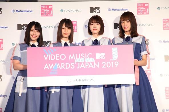 「MTV VMAJ 2019-THE LIVE-」イベントのMCに日向坂46が決定!9月18日(水)STUDIO COASTにて開催 (1)