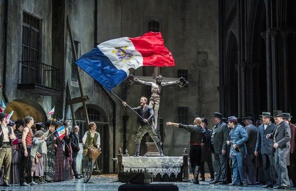 フランス・オペラの傑作、グノー『ファウスト』6月14日(金)より全国上映開始
