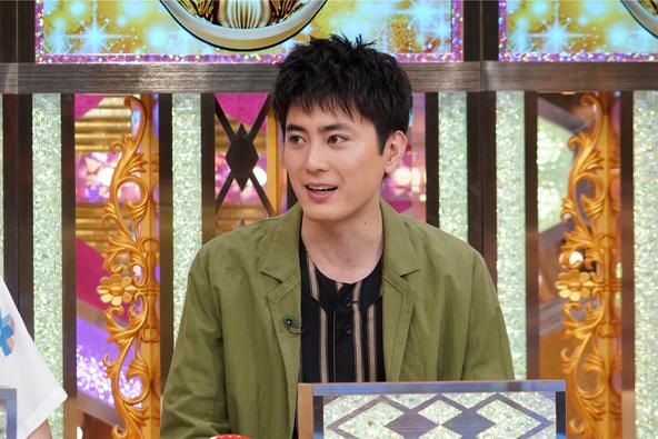 『超問クイズ!真実か?ウソか?』〈解答者〉間宮祥太朗 (c)NTV