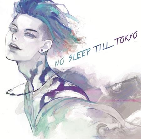 MIYAVI 石田スイが描き下ろした『NO SLEEP TILL TOKYO』ジャケット写真公開