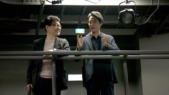『SWITCHインタビュー 達人達(たち)』堤真一×重松清(1) (c)NHK