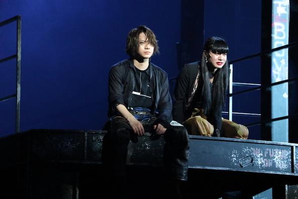 佐藤流司×仲万美、異色タッグが作り上げる斬新なロミジュリ像 Rock Opera『R&J』ゲネプロレポート