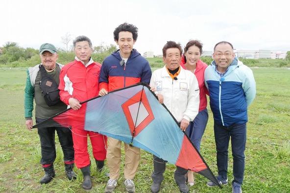 大泉洋らが新たなスタイルの凧遊びを体験! 北海道米の生みの親とされる人物も登場 『1×8いこうよ!』