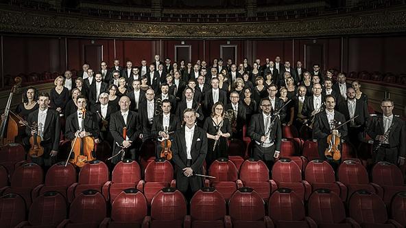 ベルギー王立リエージュ・フィルハーモニー管弦楽団 (C)Audrey de Leval