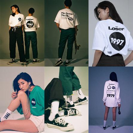 タワレコのアパレルブランド「WEARTHEMUSIC」とインスタグラマーKEI氏のブランド「Youth Loser」がコラボ!7/20、7/21にポップアップショップを表参道で限定オープン! (1)