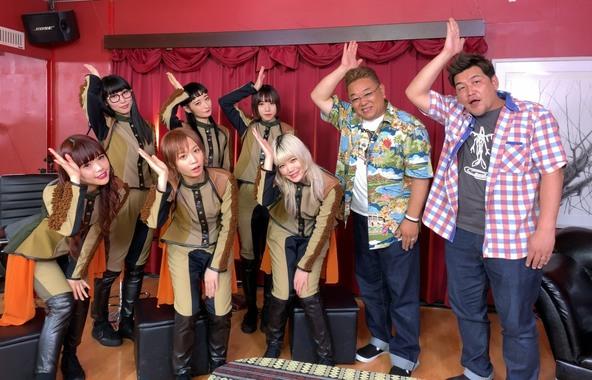 サンドウィッチマンがBiSHと対決!?~STV『熱烈!ホットサンド!』6/29(土)放送! (1)