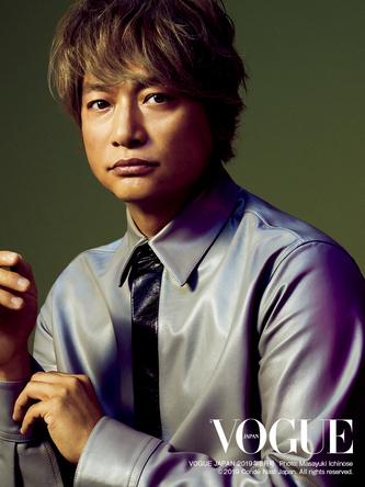 VOGUE JAPAN 2019年8月号  Photo:Masayuki Ichinose (C)2019 Condé Nast Japan. All rights reserved.