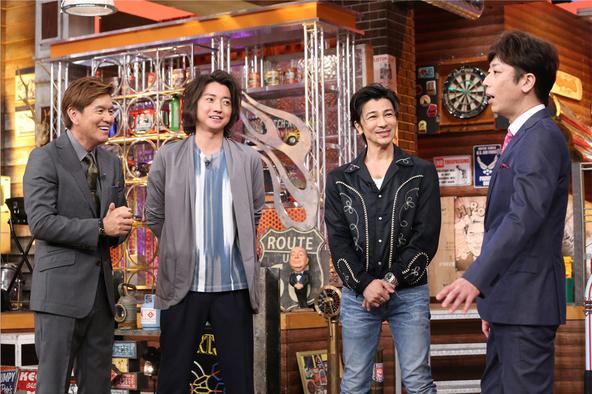 『ウチのガヤがすみません!』〈MC〉ヒロミ、後藤輝基(フットボールアワー)  〈ゲスト〉藤原竜也、武田真治 (c)NTV