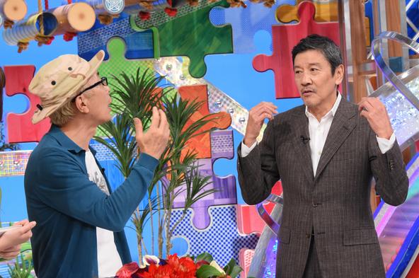 『1億人の大質問!?笑ってコラえて!』〈司会〉所ジョージ 〈スペシャルゲスト〉奥田瑛二(1) (c)NTV