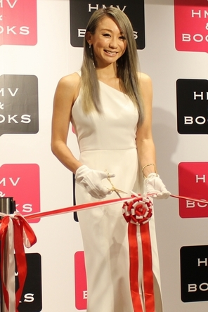 「HMV&BOOKS OKINAWA」が、2019年6月27日(木)に沖縄・浦添にオープン!オープン記念イベントに倖田來未さんが登場!