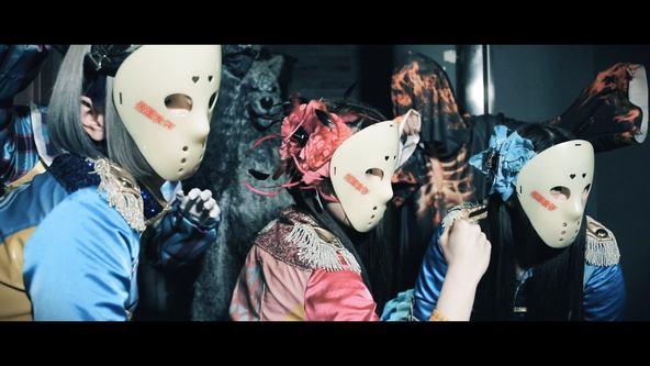 「監獄レストラン ザ・ロックアップ」と仮面女子との渾身のコラボソング「LOCK★UP」限定PVが公開