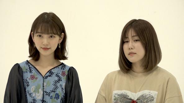『セブンルール』山戸結希、堀未央奈(乃木坂46) (c)カンテレ