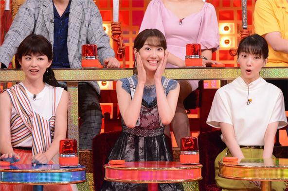 『THE突破ファイル』〈ゲスト〉平井理央、柏木由紀(AKB48)、波瑠 (c)NTV