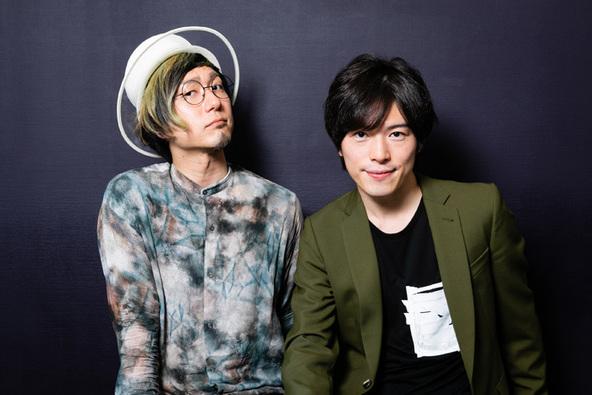 鍵盤男子(左から 中村 匡宏、大井 健)