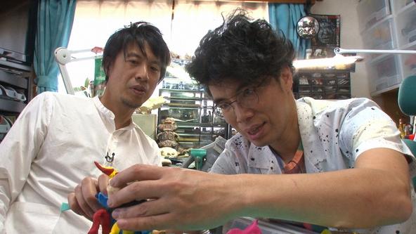 『SWITCHインタビュー 達人達(たち)』コウケンテツ×片桐仁(1) (c)NHK