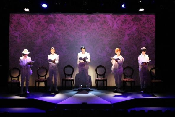 ヒロイン体験ができる朗読劇『スイートルームで悪戯なキス』が開幕 舞台写真が到着   (C) Voltage