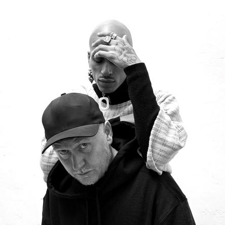 話題沸騰中! Radio SlaveとPatrick Masonによる要注目プロジェクトが本邦初公演 (1)