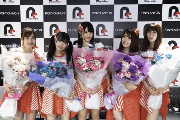 ポニーキャニオンの新イベントスペースがオープン。オリコンデイリーランキング2位のAnge☆Reveがこけら落としでライブを開催!! (1)