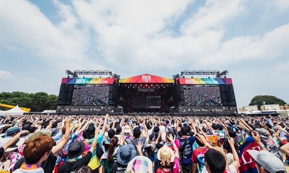「ROCK IN JAPAN FESTIVAL 2019」WOWOWで放送決定!20回目を記念して、5日間の開催となった今年。過去最大の盛り上がりを見せること間違いなし! (1)