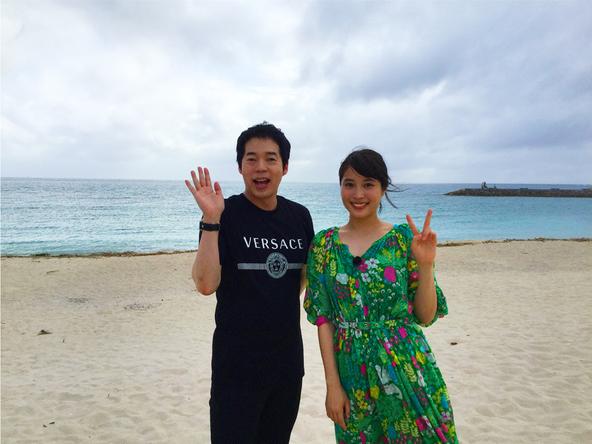 『アナザースカイII』〈MC〉今田耕司、広瀬アリス(1) (c)NTV