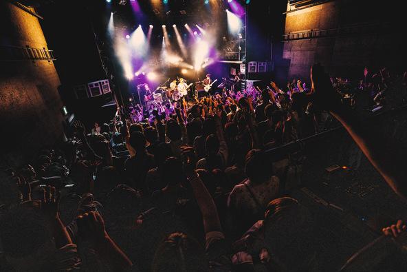 ドラマストア、超満員のWWWで全国ツアー終幕!9月に新譜リリース&全国ツアー、渋谷CLUB QUATTROワンマンライブも発表! (1)