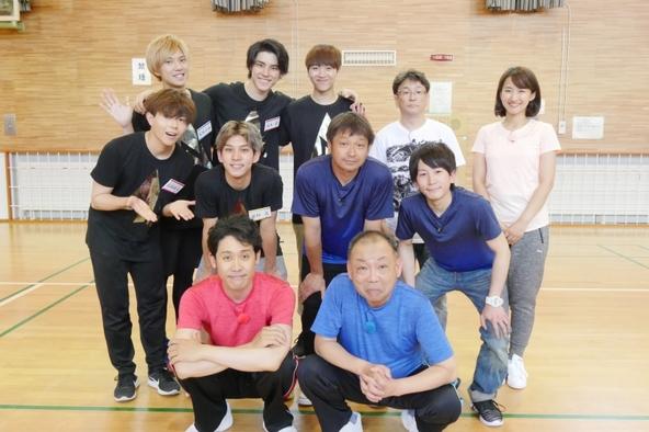 『1×8いこうよ!』〈1×8的趣味のススメ〉YOYO'S(大泉洋・木村洋二)、他 (c)STV