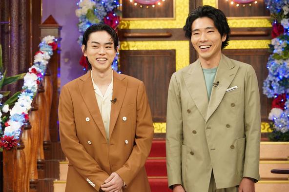 『しゃべくり007』〈ゲスト〉菅田将暉、柄本佑 (c)NTV