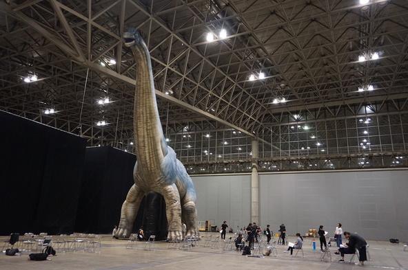 パワーアップして帰って来る!『世界一受けたい授業 THE LIVE 2019 もう一度恐竜に会える夏!』スタッフリハーサルに潜入!