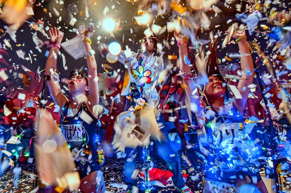LOVE×FREEの祝祭劇! 松竹とのコラボでますます加速する革命アイドル暴走ちゃんにヤラれっぱなしの1時間~『暴走ちゃんの暴走』 (c) (撮影:鏡田 伸幸)