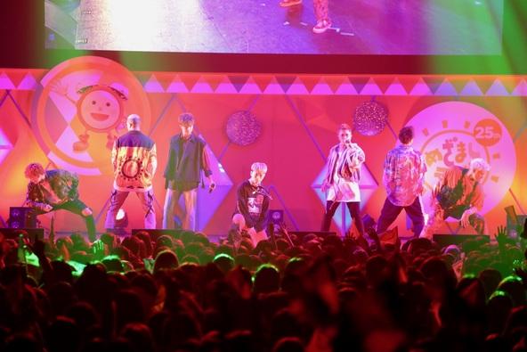 めざましテレビ25周年記念『めざましライブ~日本お元気キャラバン in 豊洲』2DAYS開催! (1)