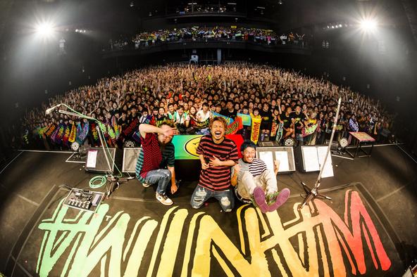 WANIMA Photo by 瀧本JON…行秀